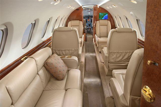 Us Jetways Hawker 750